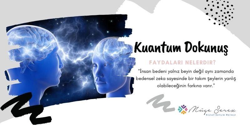 Kuantum Dokunuş ve Dengeleme