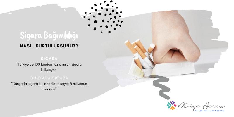 Sigara Bağımlılığından Kurtulmak